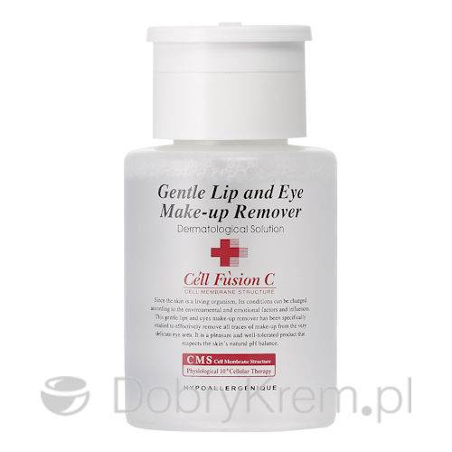 Cell Fusion Gentle Lip & Eye Make-up Remover 150ml
