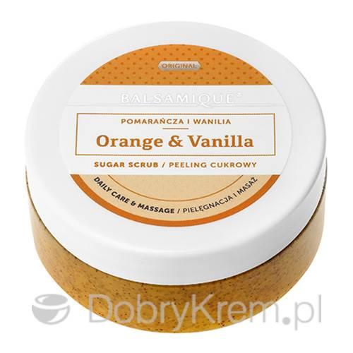 BALSAMIQUE Peeling Orange&Vanilla 80 g