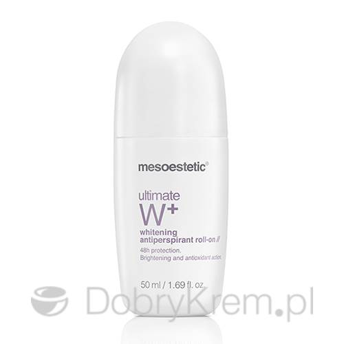 MESOESTETIC Ultimate W+antyperspirant Roll-on 50ml