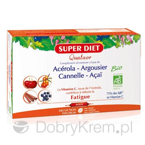 SUPER DIET Energia i Odporność 20 x 15 ml
