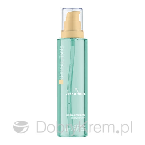 Jean D'Arcel Lotion Clarifiante - tonik 250 ml