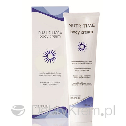 NUTRITIME Body Cream nawilżający 150 ml