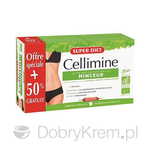 SUPER DIET PROMOCJA Cellimine suplement 30 x 15 ml