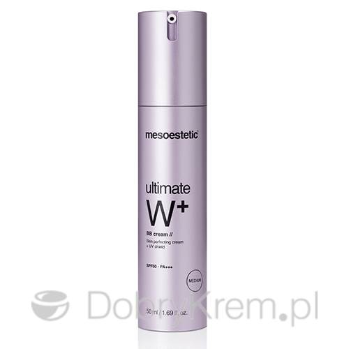 MESOESTETIC Ultimate W+ whitening krem BB 50 ml