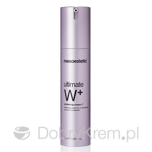 MESOESTETIC Ultimate W+whitening krem 50 ml