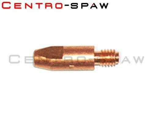 Końcówka BINZEL MB25 /M6x28  fi 1,0 (aluminium )