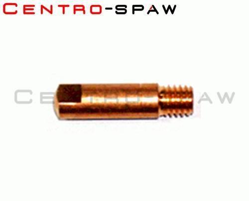 Końcówka BINZEL MB15 /M6x25  fi 0,8 (aluminium)