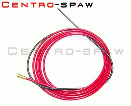 Wkład stalowy czerwony (1,0-1,2mm) 3m