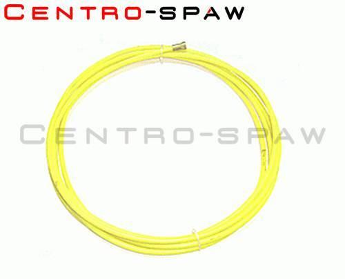 Wkład teflonowy żółty (1,6-2,0mm) 5m