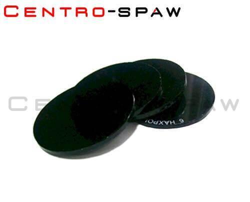 Szybka ciemna fi 50 mm 5 DIN