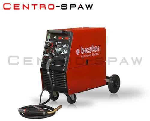Spawarka MIG LINCOLN Powertec 305C 4x4