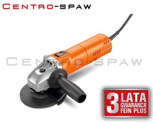 FEIN - Szlifierka kątowa WSG 8-125 800W