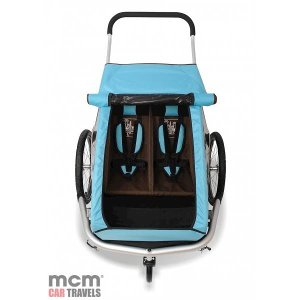 Wózek CROOZER KID PLUS FOR 2