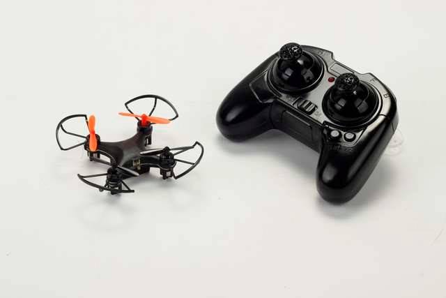 Quadcopter mini .2,4Ghz.