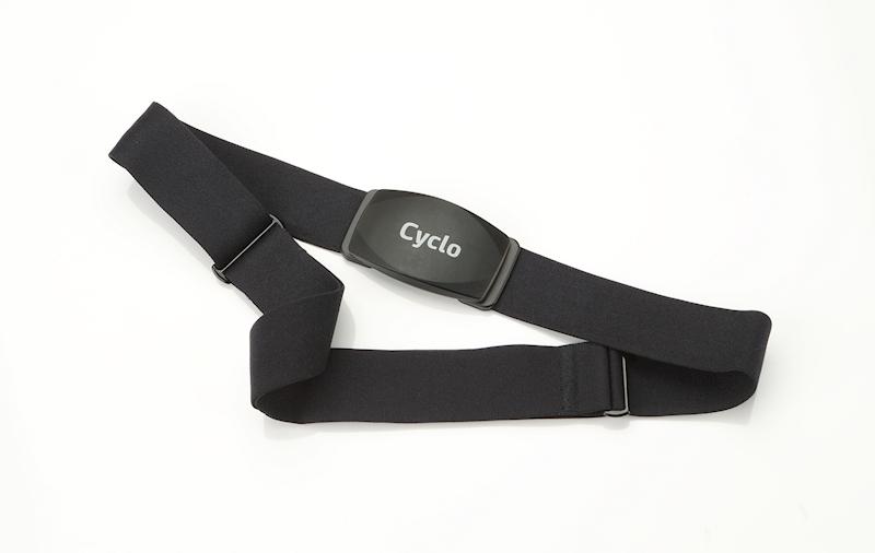 Mio Cyclo - opaska do pomiaru tętna ANT+ Bluetooth
