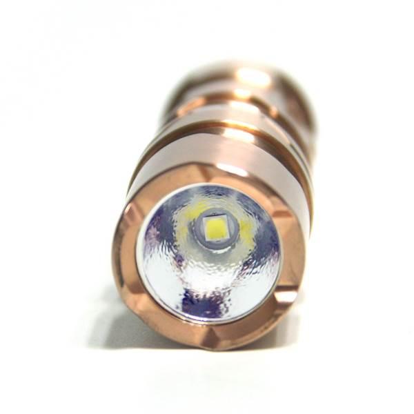 Manker Timeback Copper 500 lumenów Cree XPL LED