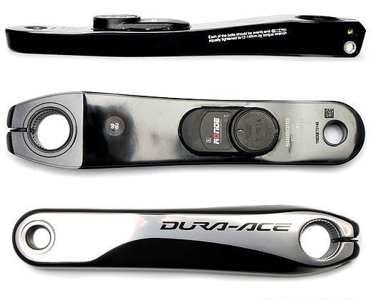 RONDE pomiar mocy Shimano Dura Ace FC 9000 175mm