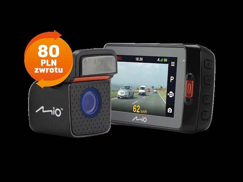 Mio MiVue 698 Dual CAM - GPS  CASHBACK 80 PLN