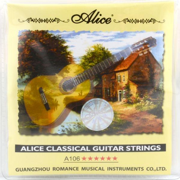 Struny Alice A106 klasyczne