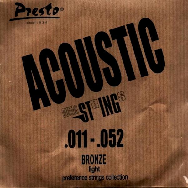 Struny AGS do gitary akustycznej