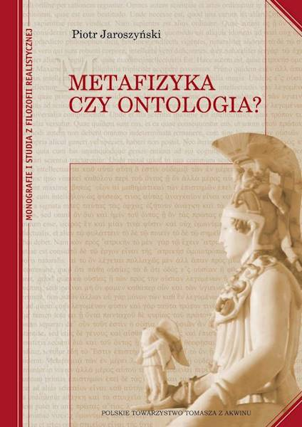 Metafizyka czy ontologia? Oprawa miękka
