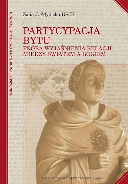 Partycypacja bytu - oprawa twarda [Participation of Being - hard cover]