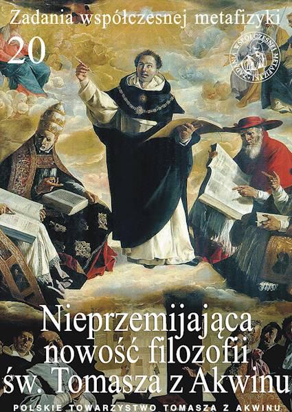 Nieprzemijająca nowość filozofii św. Tomasza z Akw
