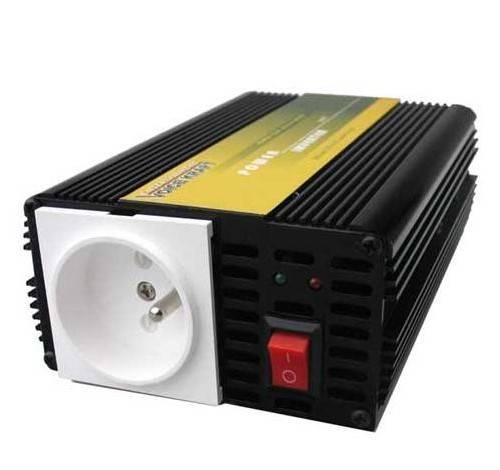 Przetwornica KEMOT 12V/230V 150W