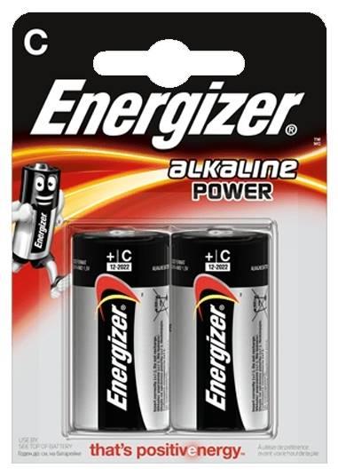 Bateria LR14 Energizer alkaline power