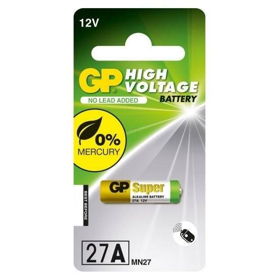Bateria 27A GP