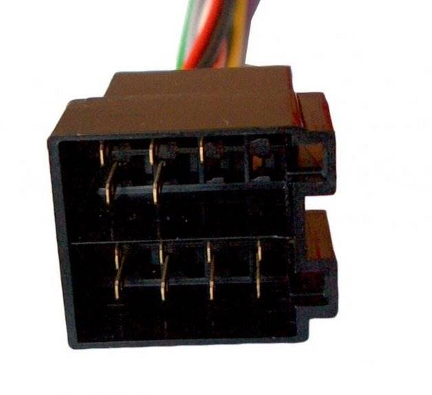 Kabel ISO 550128 OPEL VW- wtyk zespolony