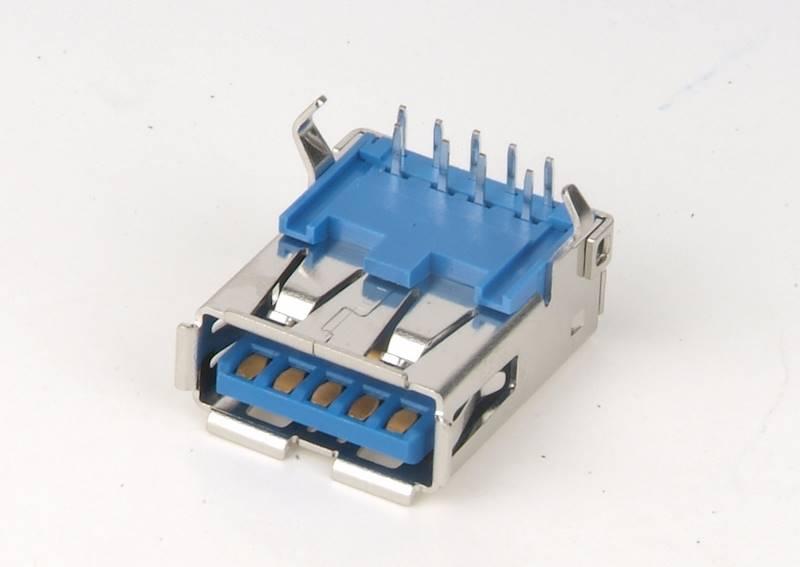 Gniazdo  USB 3.0 typA  gniazdo do montażu