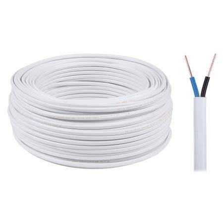 Kabel elektryczny YDYp 2 x 1,5 450/750V płaski
