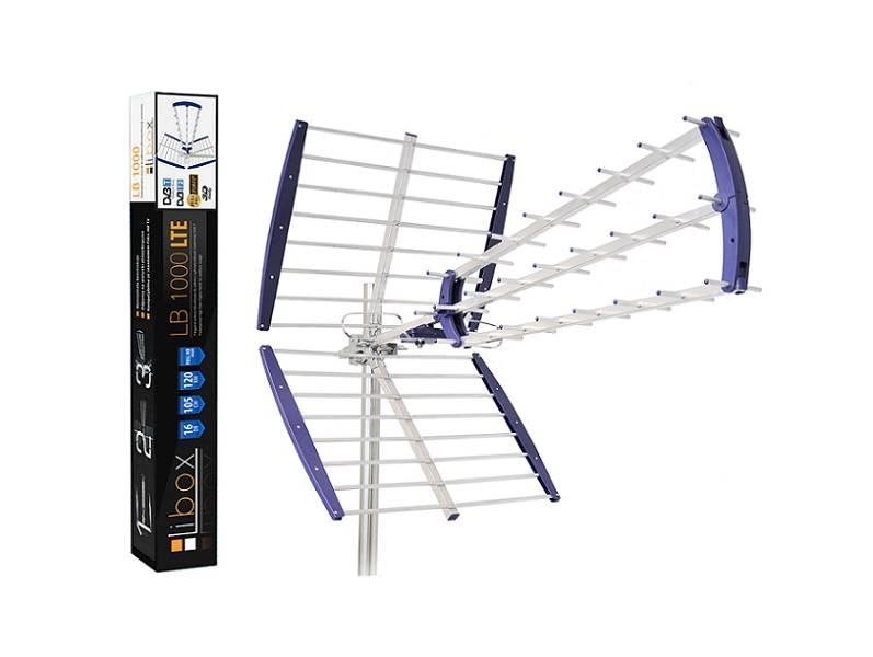 Antena kierunkowa cyfrowa LB1000 Libox