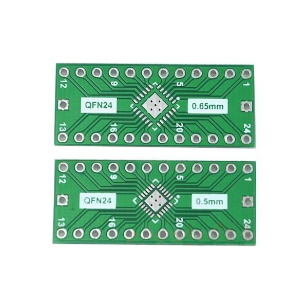 Adapter QFN24 na DIP