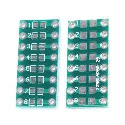 Adapter 0402 / 0603 / 0805 na DIP