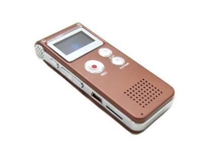 Dyktafon cyfrowy micro SD
