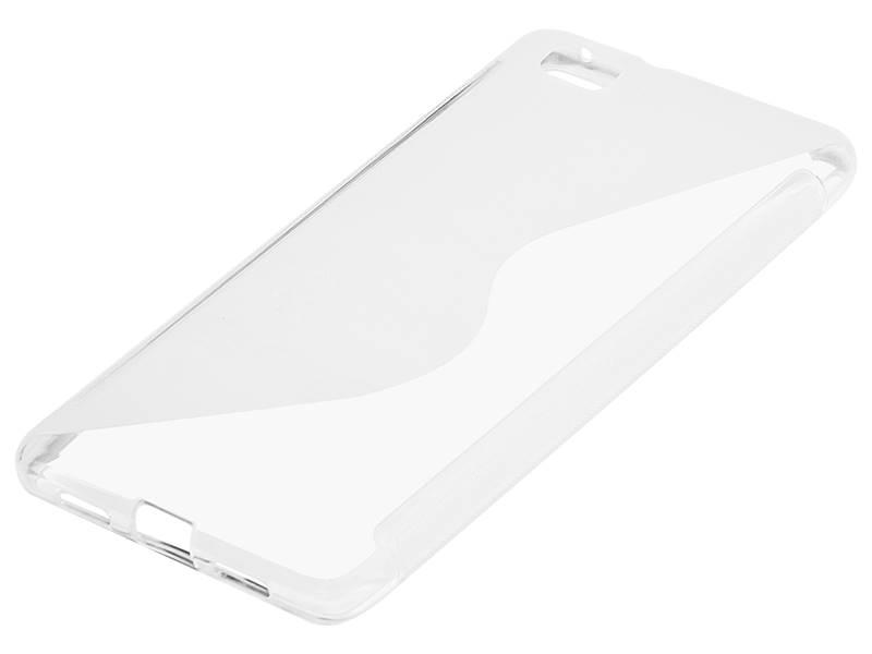 Etui S Huawei P8 Lite przezroczyste