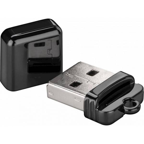Czytnik USB microSD / microSDHC / microSDXC Goobay