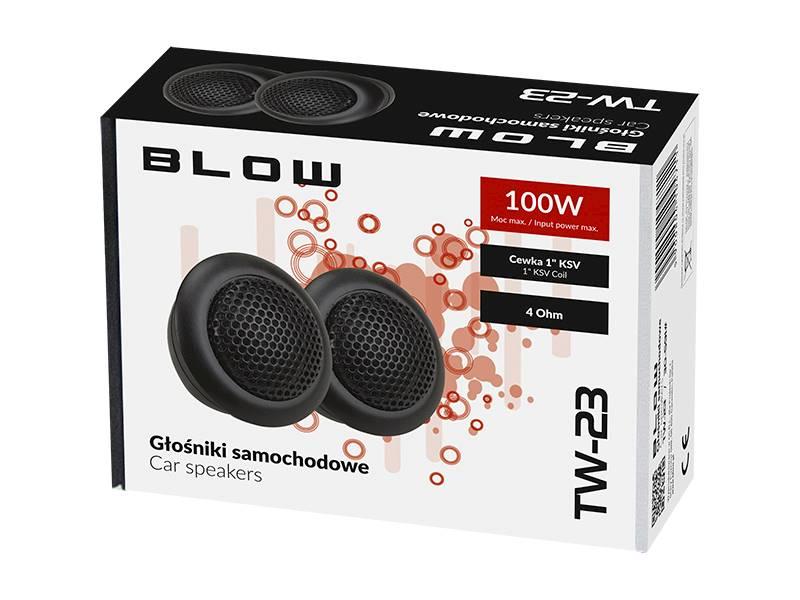 Głośniki wysokotonowe tweetery  BLOW TW-23