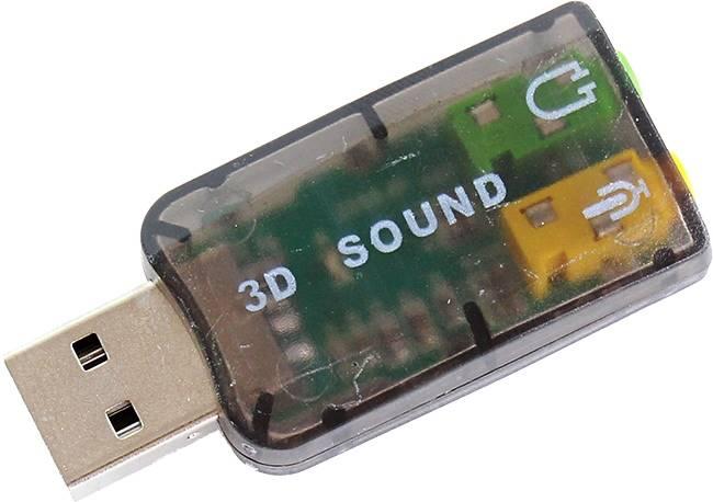 Karta dźwiękowa na USB 5.1 X - Line
