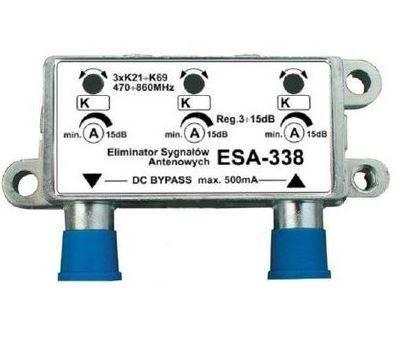 Eliminator sygnałów RF   ESA338