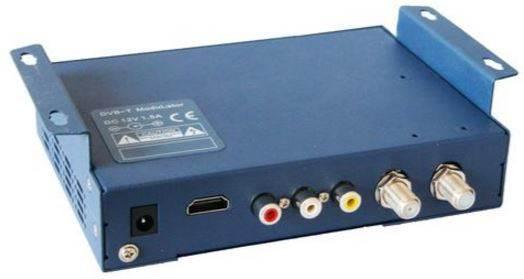 Modulator DVB-T WS-6990