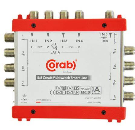 Multiswitch Smart Line5/8 Corab