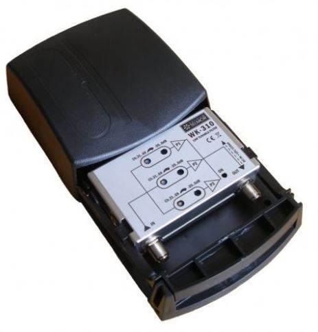 Wzmacniacz masztowy DVBT WK310