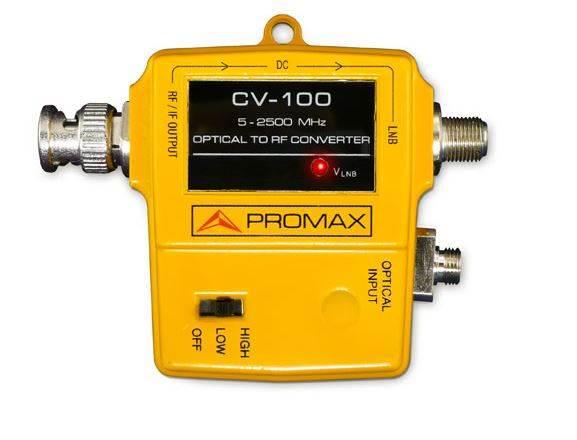 CV100 adapter optyczny do mierników Promax.