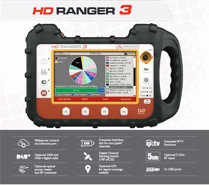 HD RANGER 3 HEVC