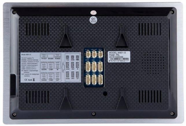 Monitor videodomofonu M901S