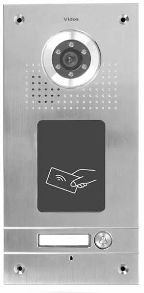 S561A podtynk/RFID/ Karta master/stal nierdzewna