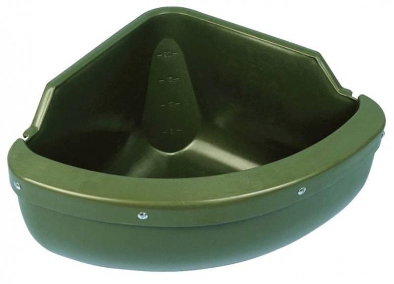 Żłób plastikowy narożny  31 L